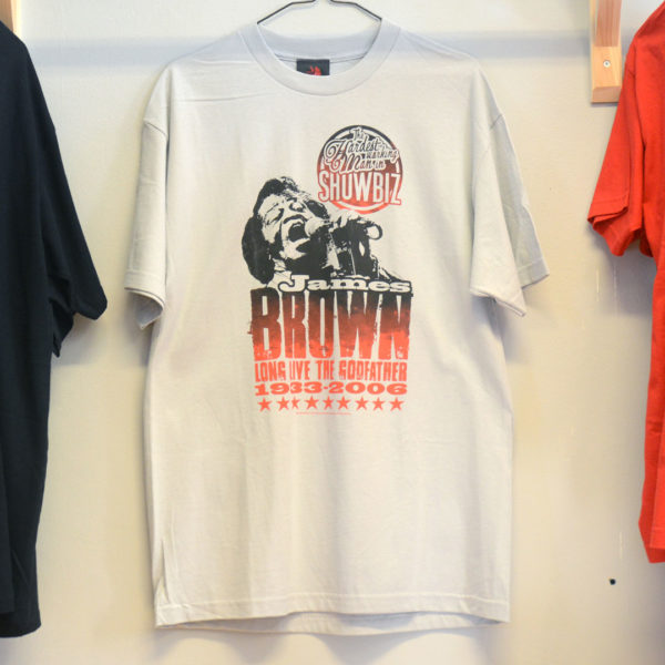 James Brown Long live tee