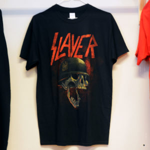 Slayer Hellmitt tee