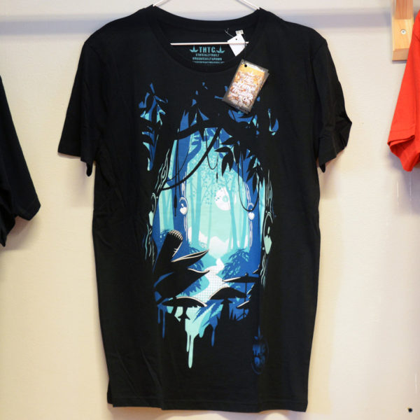 THTC Deep Forest tee