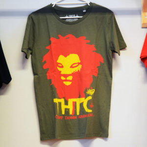 THTC Chant down Babylon tee