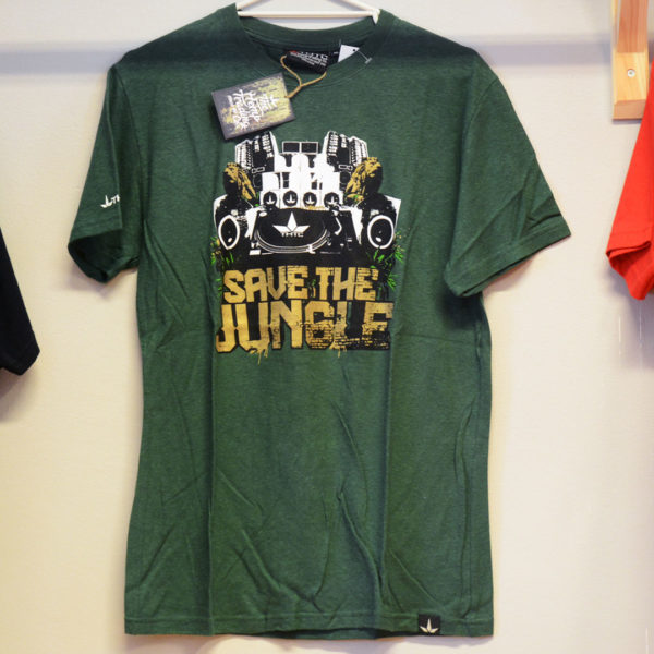 THTC Save the Jungle tee